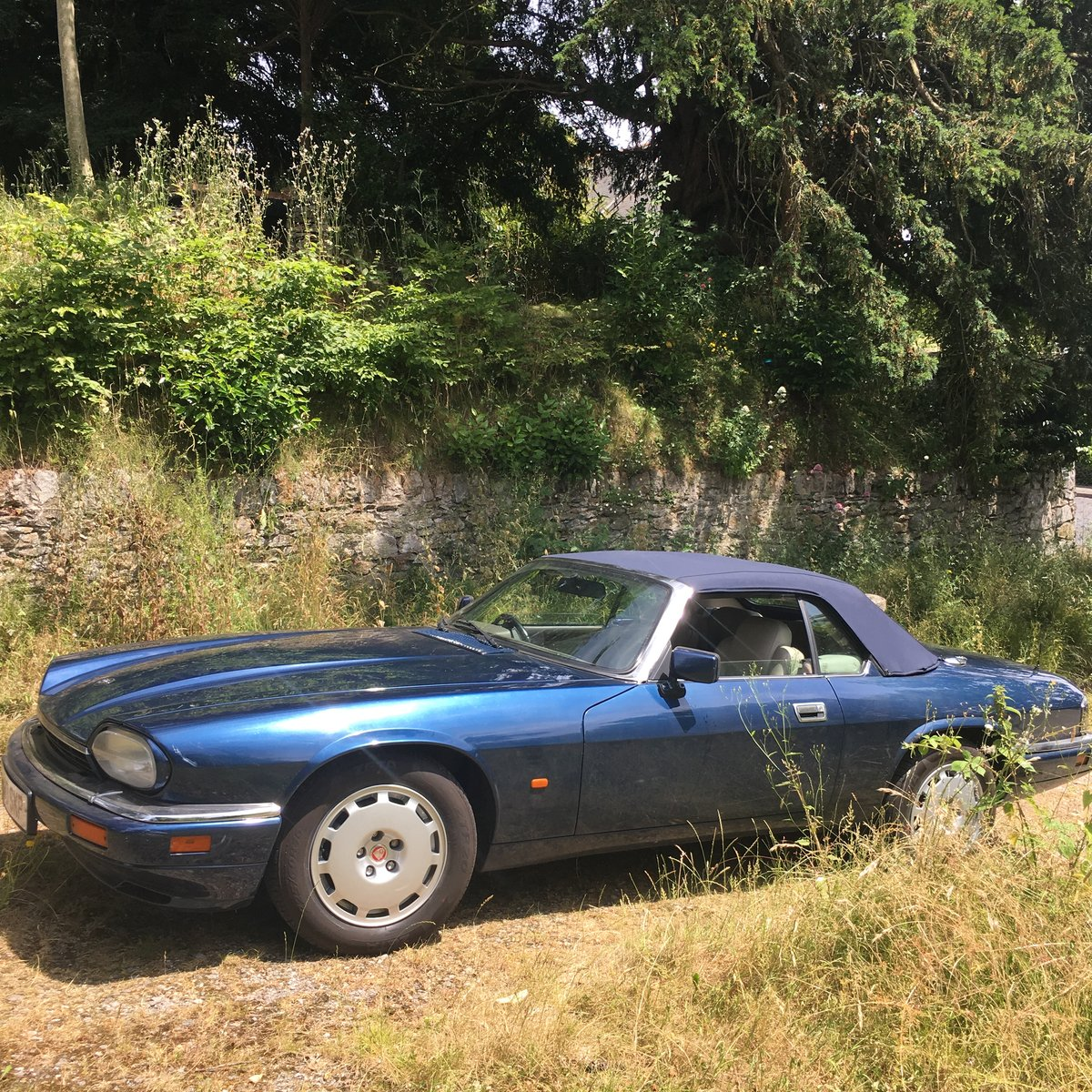 1995 Jaguar xjs Convertible For Sale (picture 1 of 6)