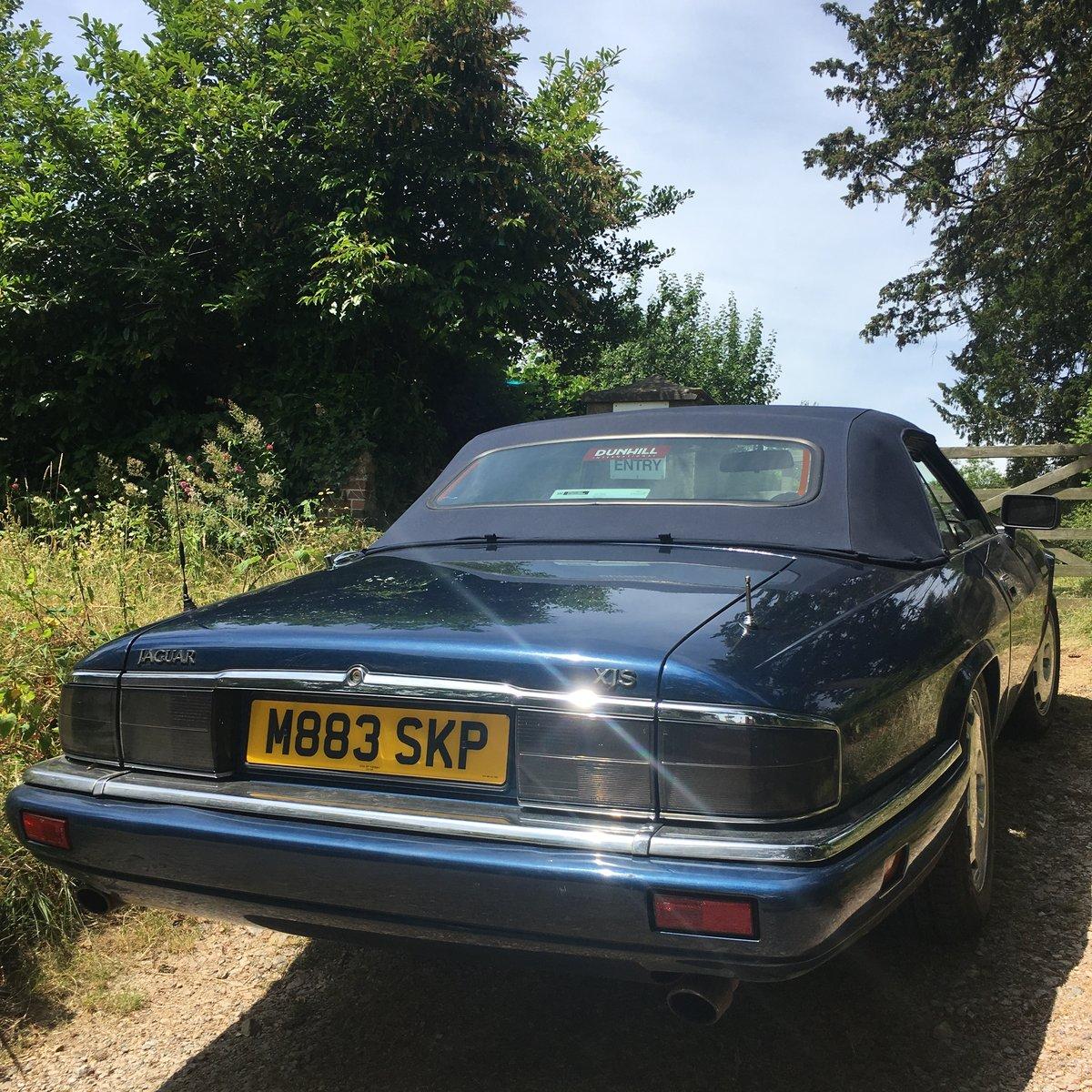 1995 Jaguar xjs Convertible For Sale (picture 4 of 6)
