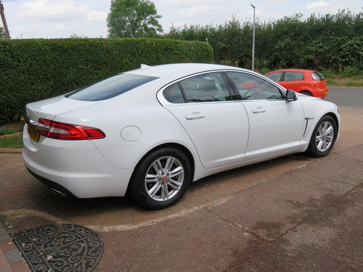 2013 Jaguar xf luxury d auto  For Sale (picture 2 of 6)