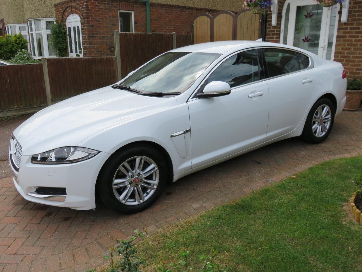 2013 Jaguar xf luxury d auto  For Sale (picture 3 of 6)