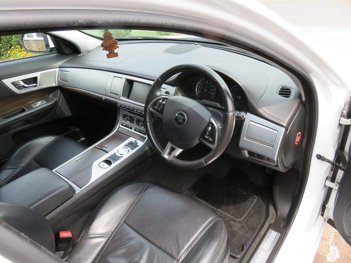 2013 Jaguar xf luxury d auto  For Sale (picture 4 of 6)