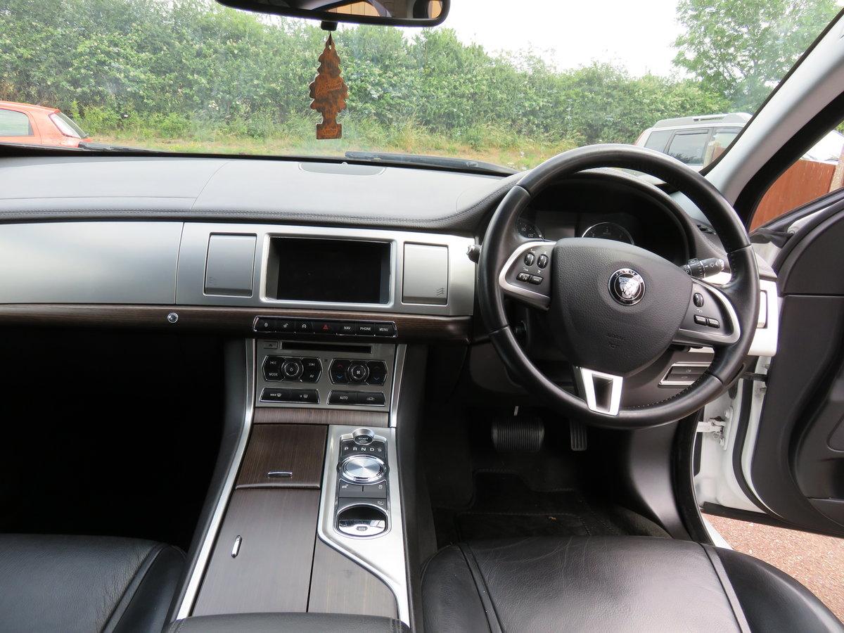 2013 Jaguar xf luxury d auto  For Sale (picture 5 of 6)