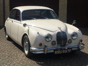 1967 ***Jaguar Mk2 240 Saloon - 2483cc - 20th July*** For Sale by Auction