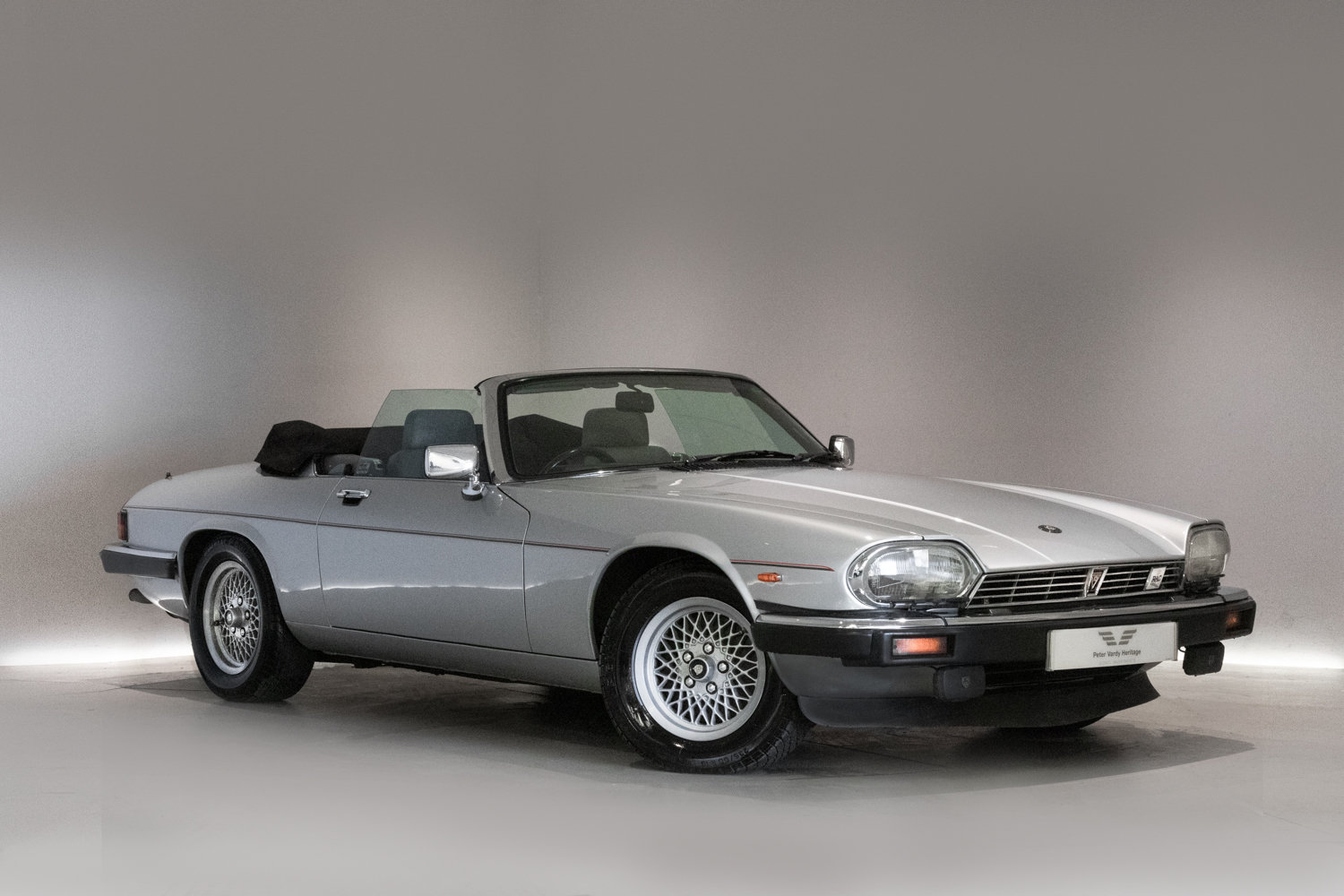 1989 Outstanding Condition Jaguar XJS V12 Convertible Automatic  For Sale (picture 1 of 6)