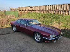 1992 ***Jaguar XJS 4.0 Coupe Auto - 3980cc - 20th July*** For Sale by Auction