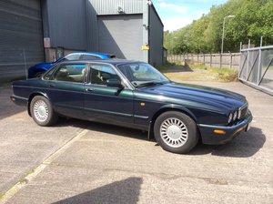 1999 Jaguar XJ8, 3.2. FSH. Low miles. For Sale