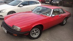 1977 Jaguar XJS V12 5.3 Pre HE 53,000 miles Fully Restored For Sale by Auction