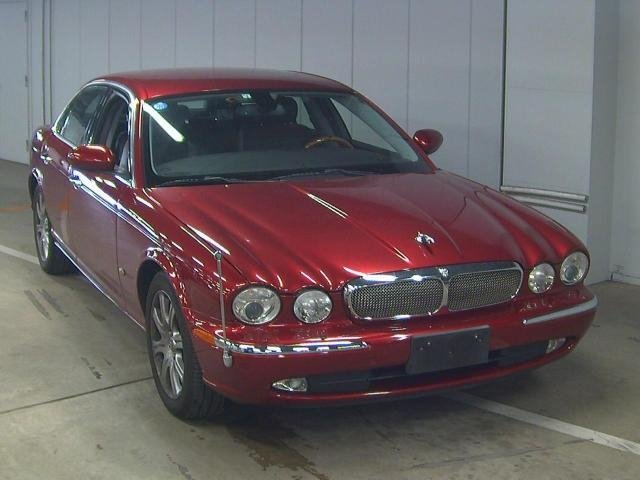 2006 Jaguar Sovereign LHD X356 3.5 V8 immaculate condition For Sale (picture 1 of 3)