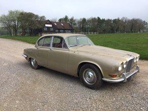 Lot 24 - A 1968 Jaguar 420 - 21/07/2019 For Sale by Auction
