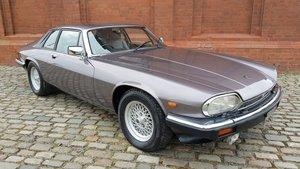 1990 Jaguar XJS V12 Coupe Just 31,000 miles Superb For Sale by Auction