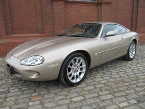 2001 Jaguar XK8 Coupe - Just 25800 miles only For Sale by Auction