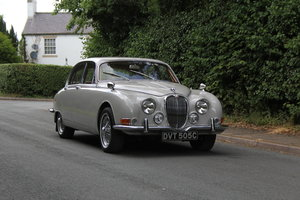 1965 Jaguar S Type 3.8 Manual O/D For Sale