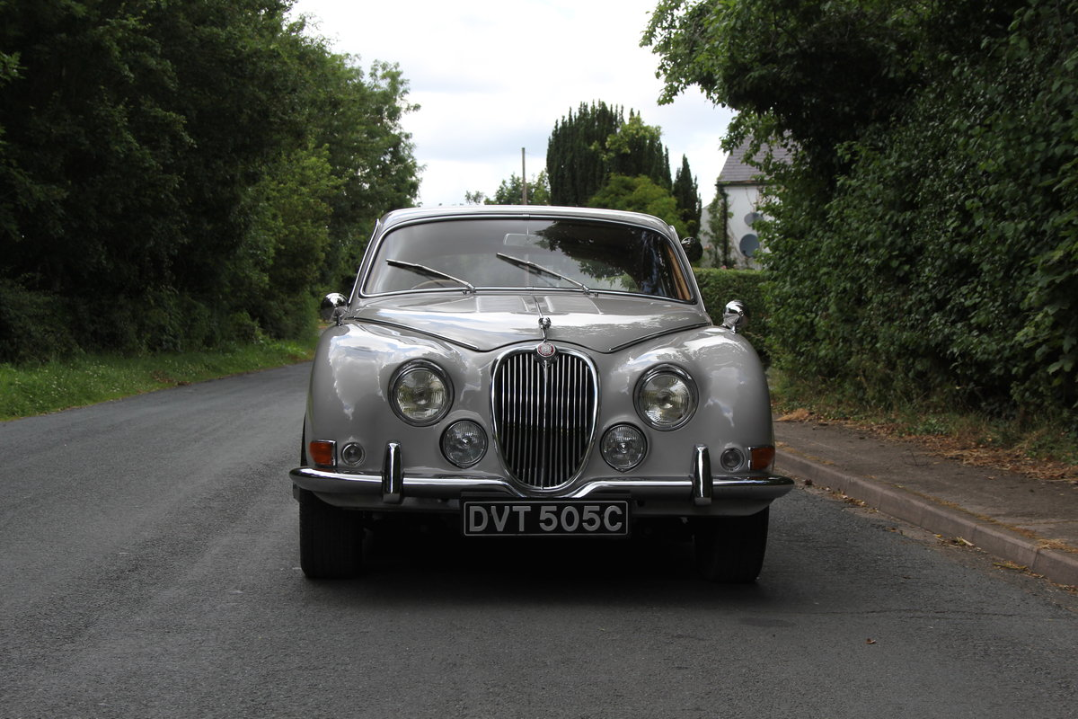 1965 Jaguar S Type 3.8 Manual O/D SOLD (picture 2 of 12)
