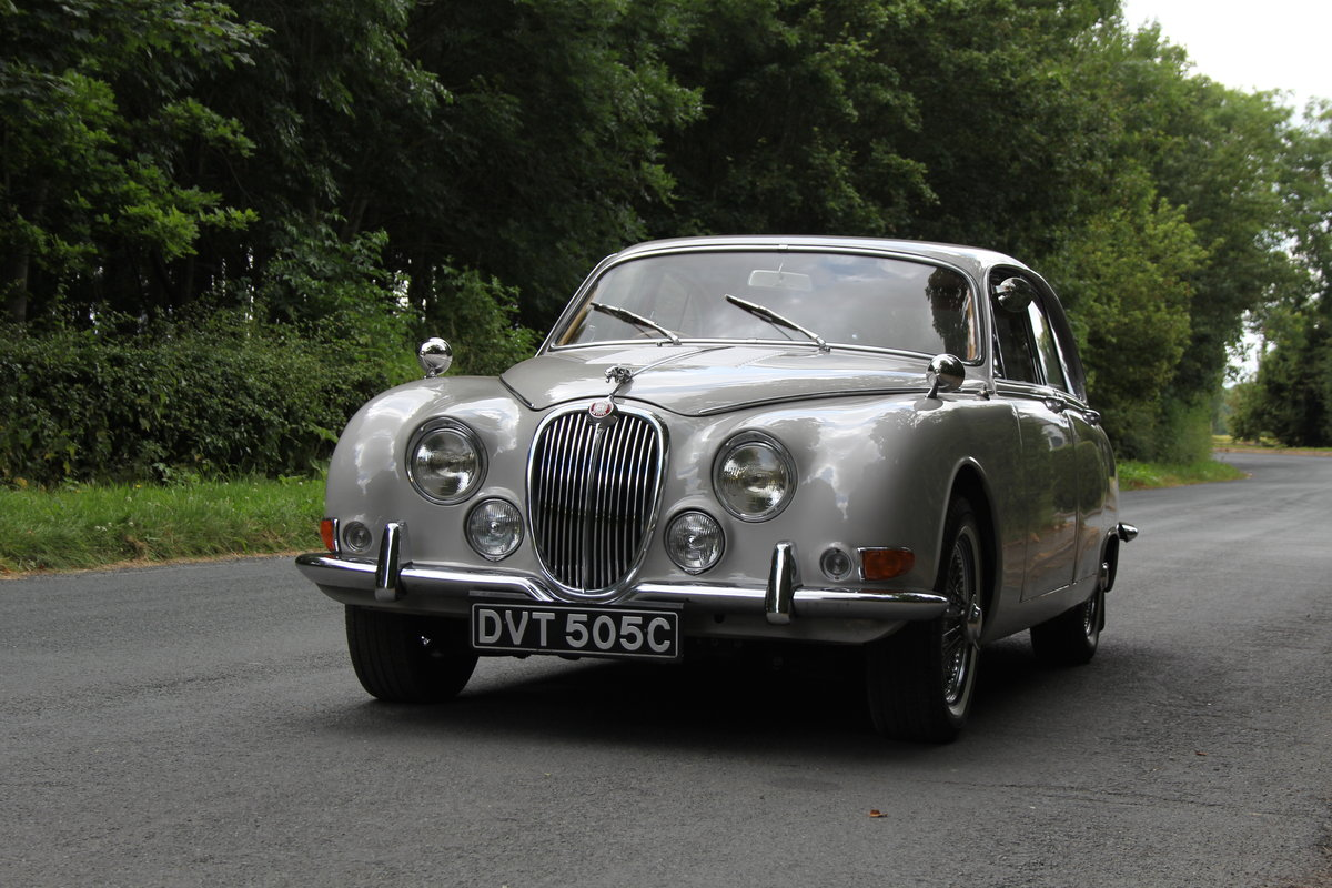 1965 Jaguar S Type 3.8 Manual O/D SOLD (picture 3 of 12)