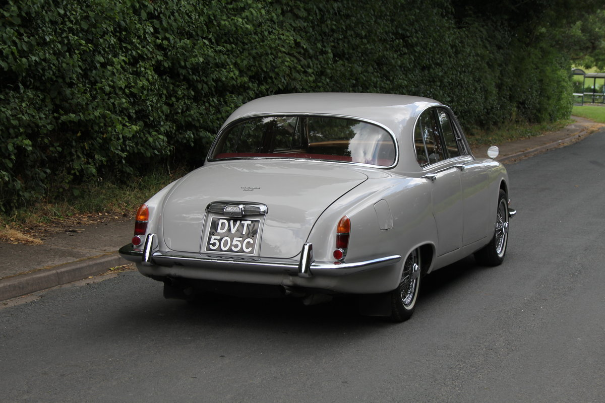 1965 Jaguar S Type 3.8 Manual O/D SOLD (picture 5 of 12)