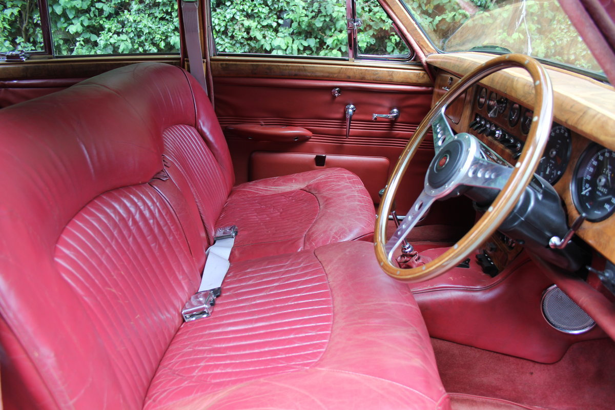 1965 Jaguar S Type 3.8 Manual O/D SOLD (picture 7 of 12)
