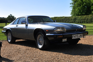 1989 Jaguar XJS 3.6 Coupe Auto Offered No Reserve For Sale by Auction