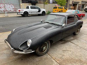 1967 Jaguar XKE Series 1 1/2 2+2 For Sale
