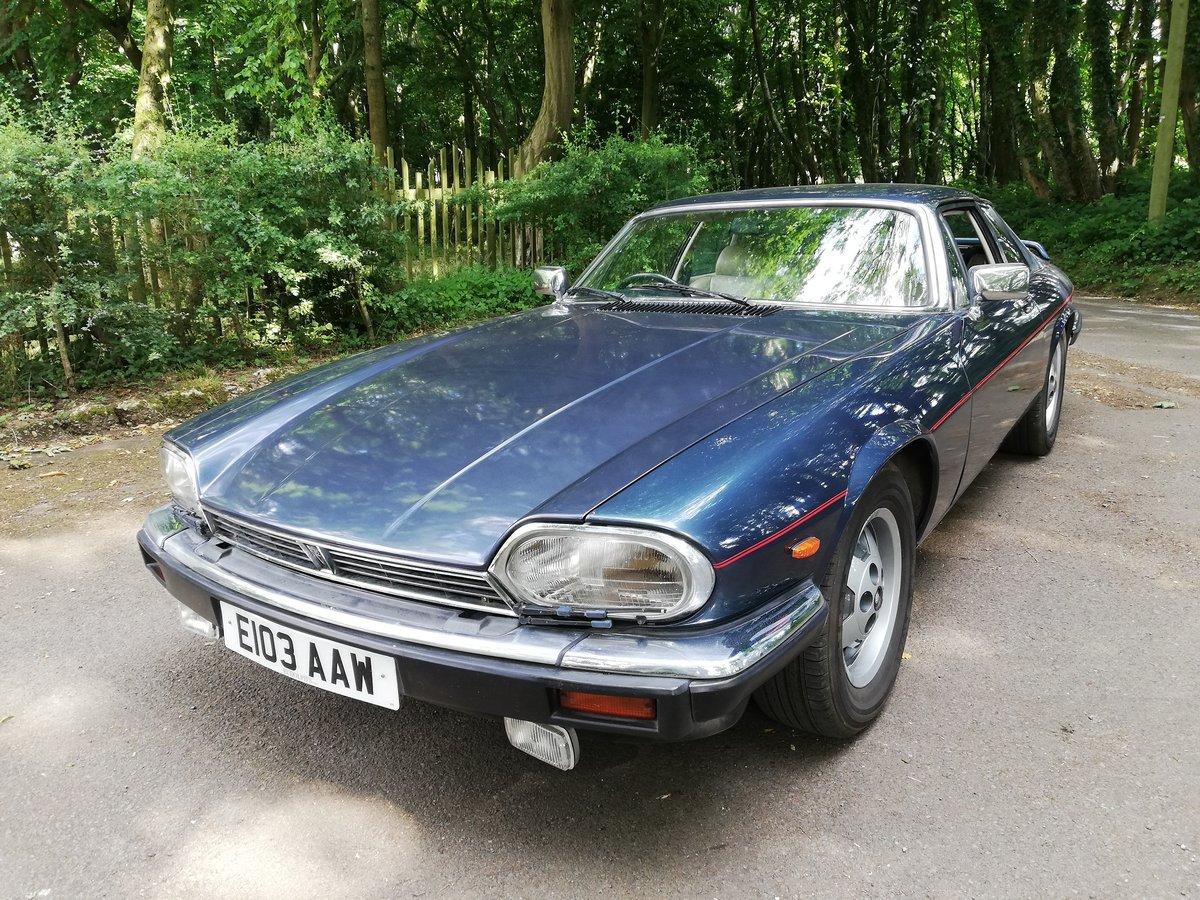 1987 Jaguar XJS V12 HE For Sale (picture 1 of 6)