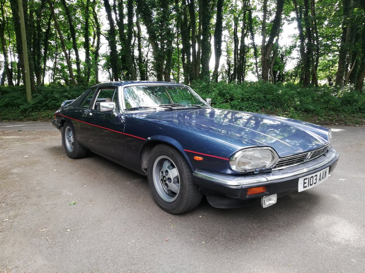 1987 Jaguar XJS V12 HE For Sale (picture 2 of 6)