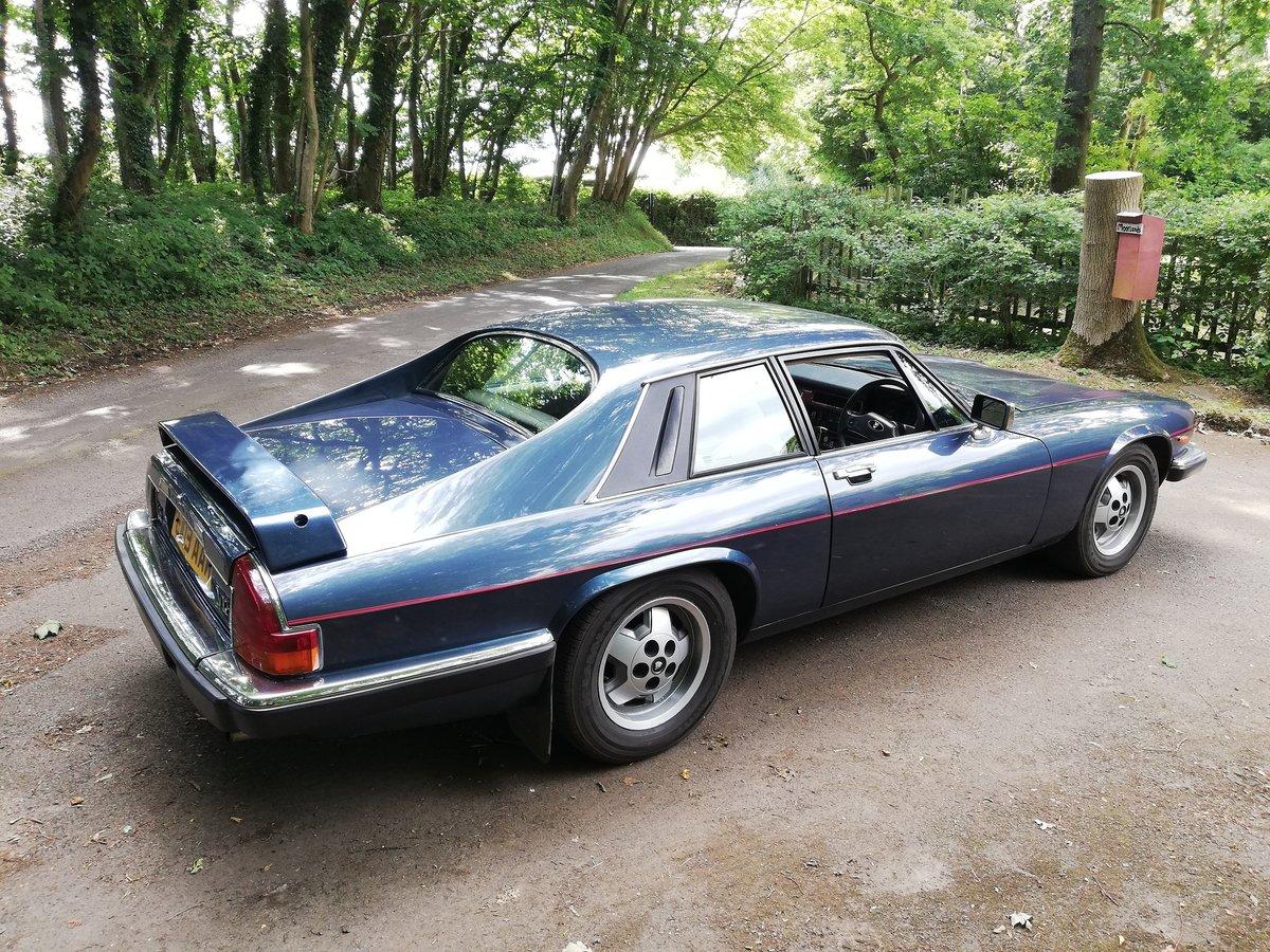 1987 Jaguar XJS V12 HE For Sale (picture 4 of 6)