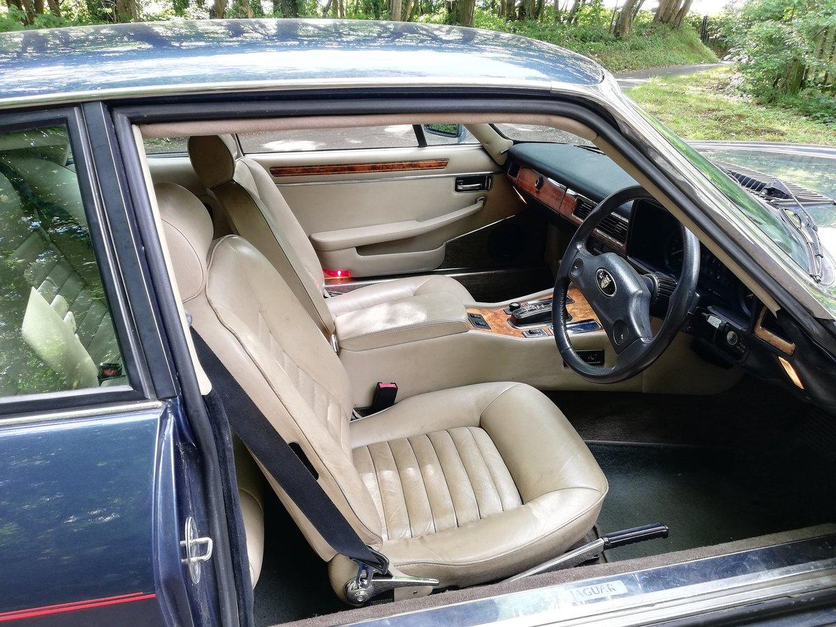 1987 Jaguar XJS V12 HE For Sale (picture 5 of 6)