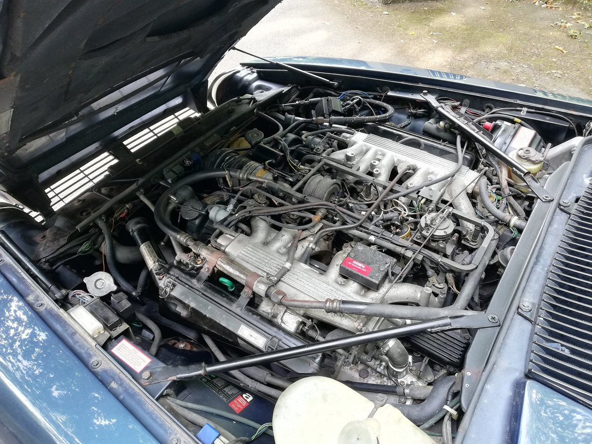 1987 Jaguar XJS V12 HE For Sale (picture 6 of 6)