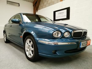 2003 Jaguar X Type 2.1 V6 SE + Ivory Leather + NEW MOT+Nice Miles SOLD