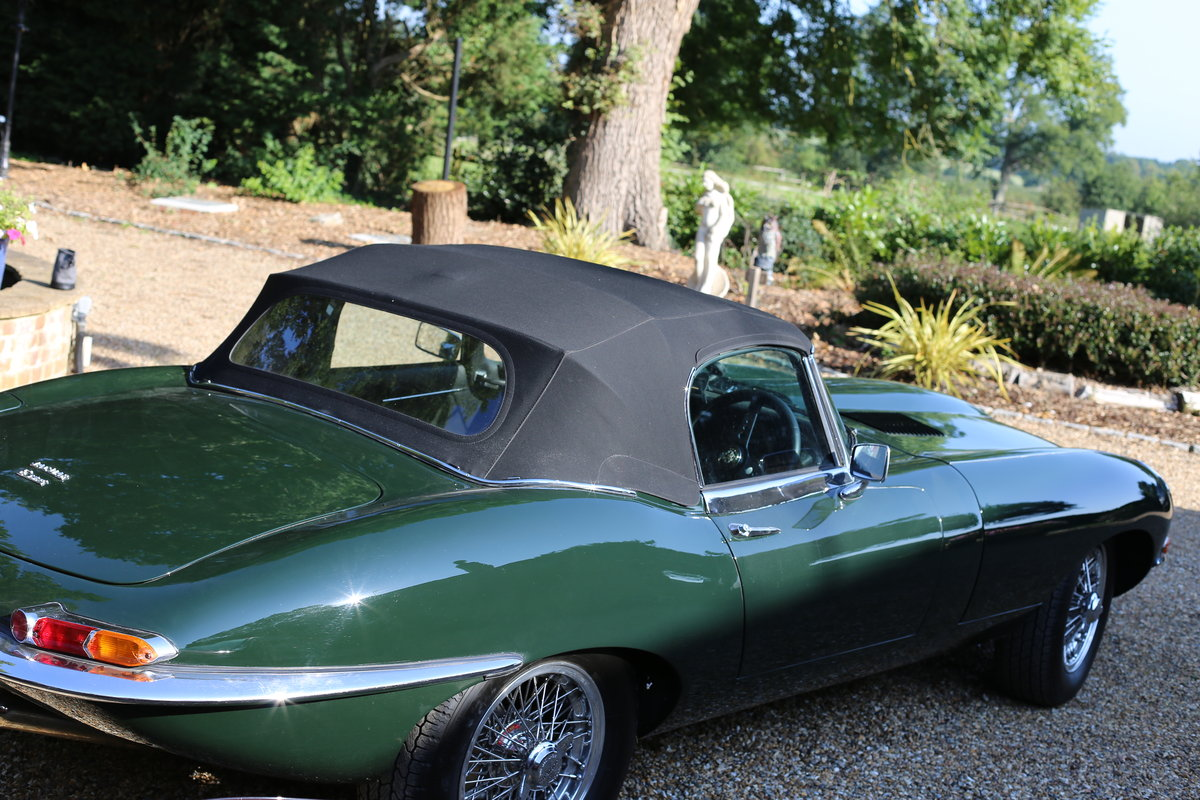 1963 series 1 3.8 etype roadster For Sale (picture 1 of 5)