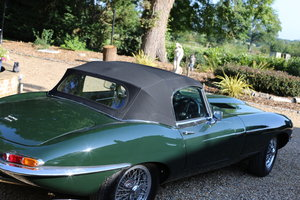 1963 series 1 3.8 etype roadster For Sale