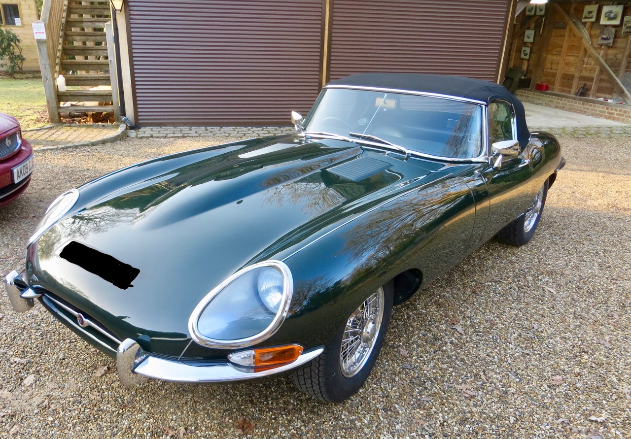 1963 series 1 3.8 etype roadster For Sale (picture 5 of 5)