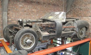 1962 Jaguar E-Type 3.8-Litre 'Series 1' Roadster