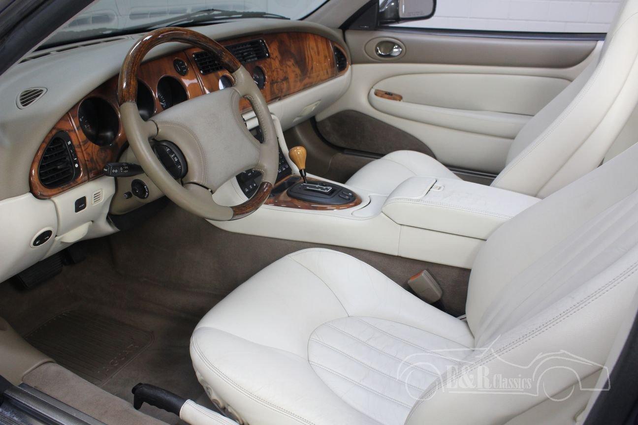 Jaguar XK8 Cabriolet 2000 Nice condition For Sale (picture 3 of 6)