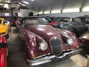 1959 jaguar xk150S dhc lhd