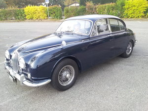 1968 Jaguar MK2 240 LHD MT For Sale