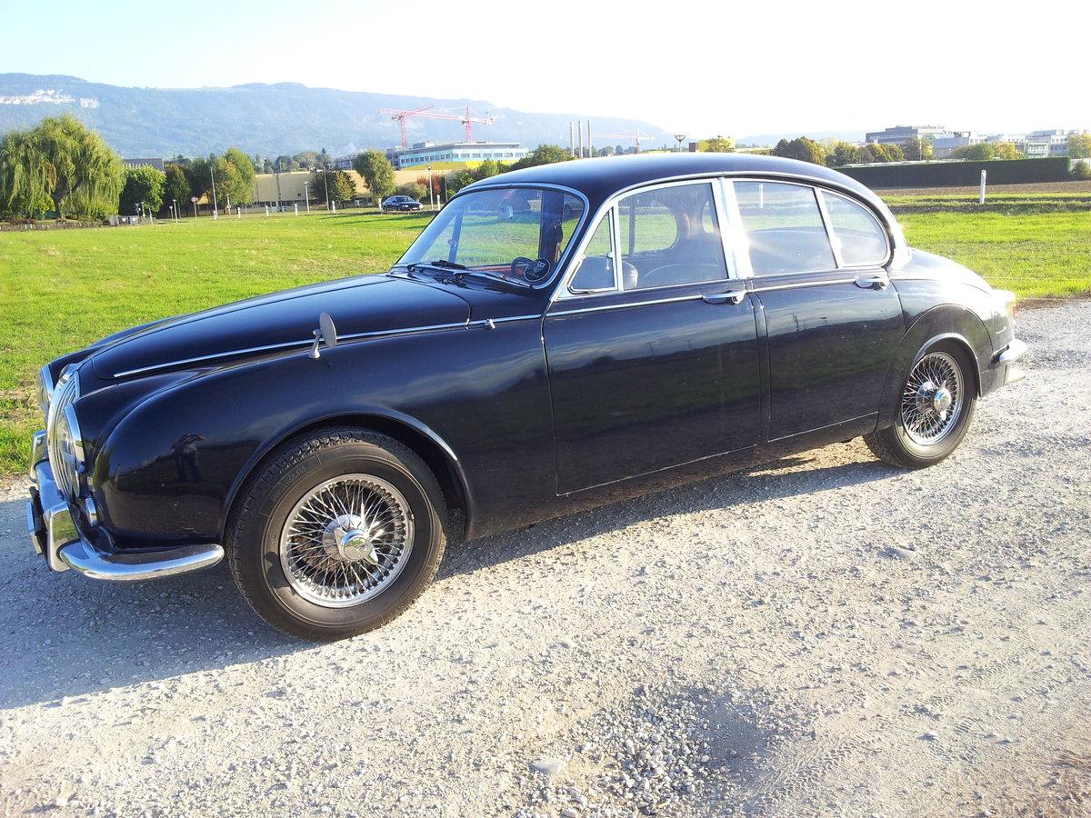 1968 Jaguar MK2 240 LHD MT For Sale (picture 2 of 6)