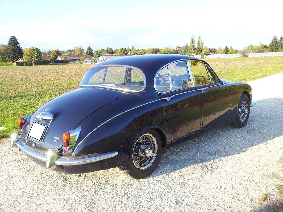 1968 Jaguar MK2 240 LHD MT For Sale (picture 3 of 6)