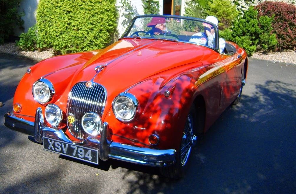 1958 Extremely early Jaguar XK150S 3.4 OTS For Sale (picture 2 of 5)