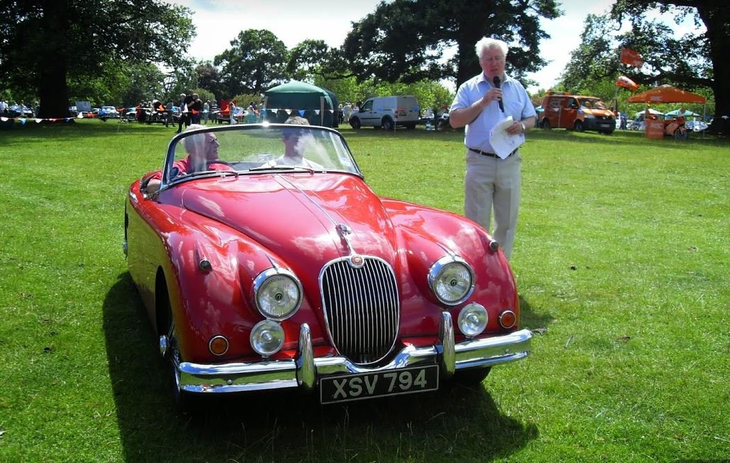 1958 Extremely early Jaguar XK150S 3.4 OTS For Sale (picture 4 of 5)