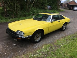 1978 JAGUAR XJS PRE HE v12 5.3 For Sale