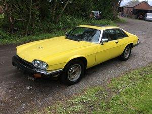 1978 JAGUAR XJS PRE HE v12 5.3