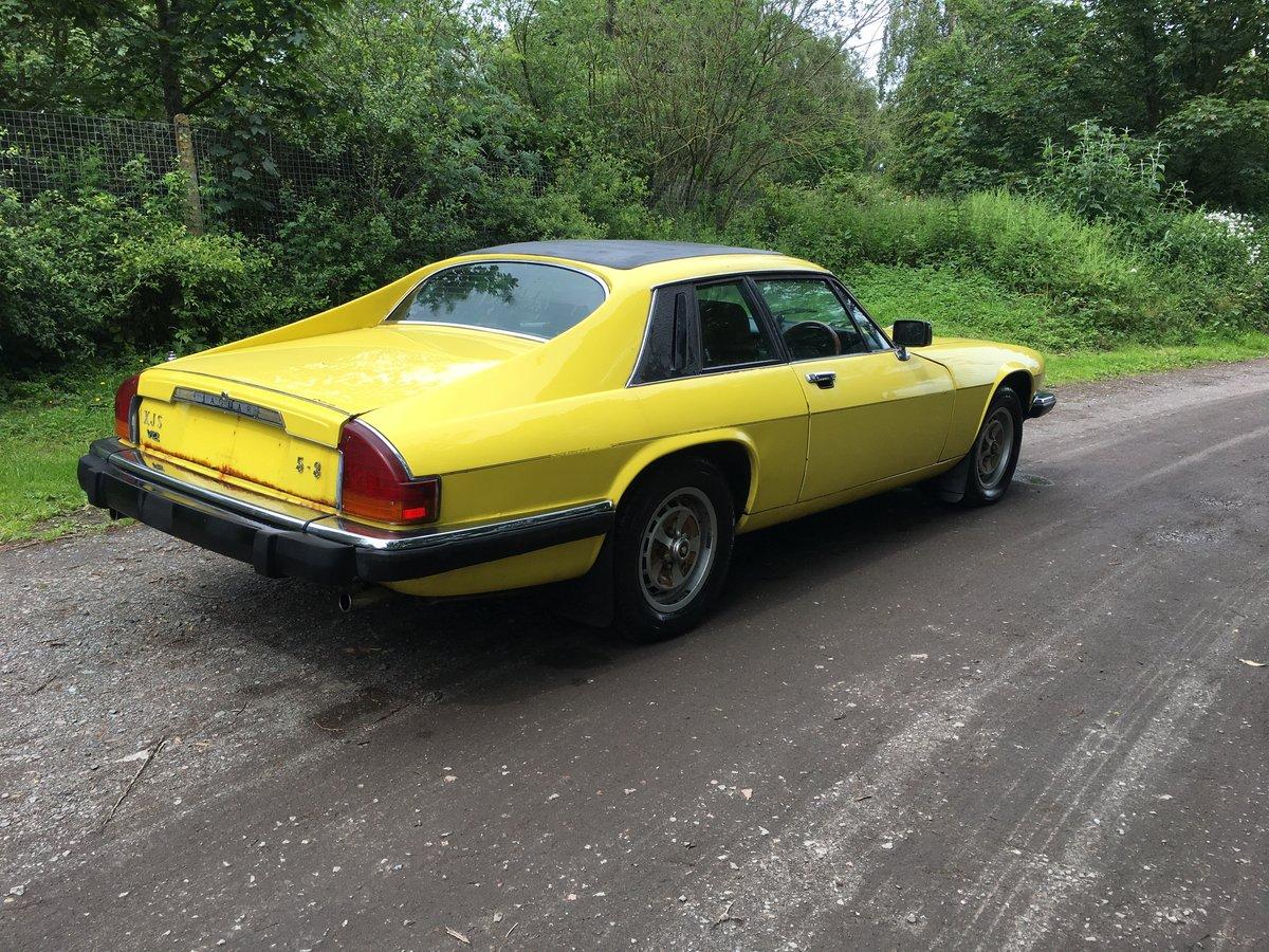 1978 JAGUAR XJS PRE HE v12 5.3 For Sale (picture 4 of 6)