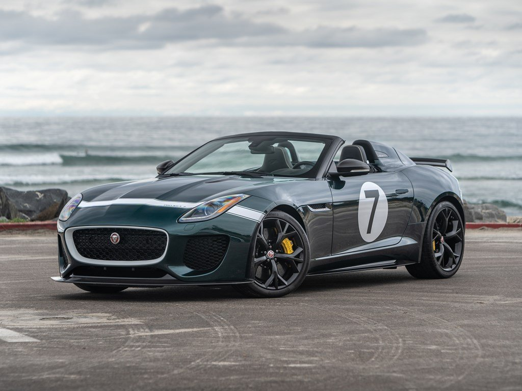 2016 Jaguar F-Type Project 7  For Sale by Auction (picture 1 of 6)