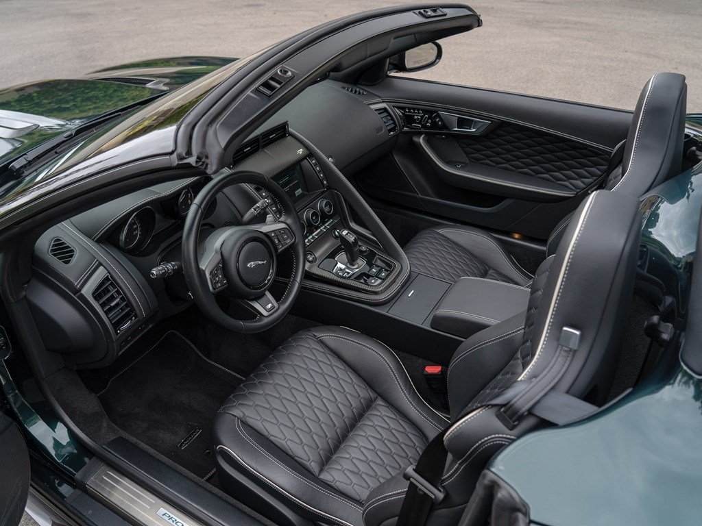 2016 Jaguar F-Type Project 7  For Sale by Auction (picture 4 of 6)