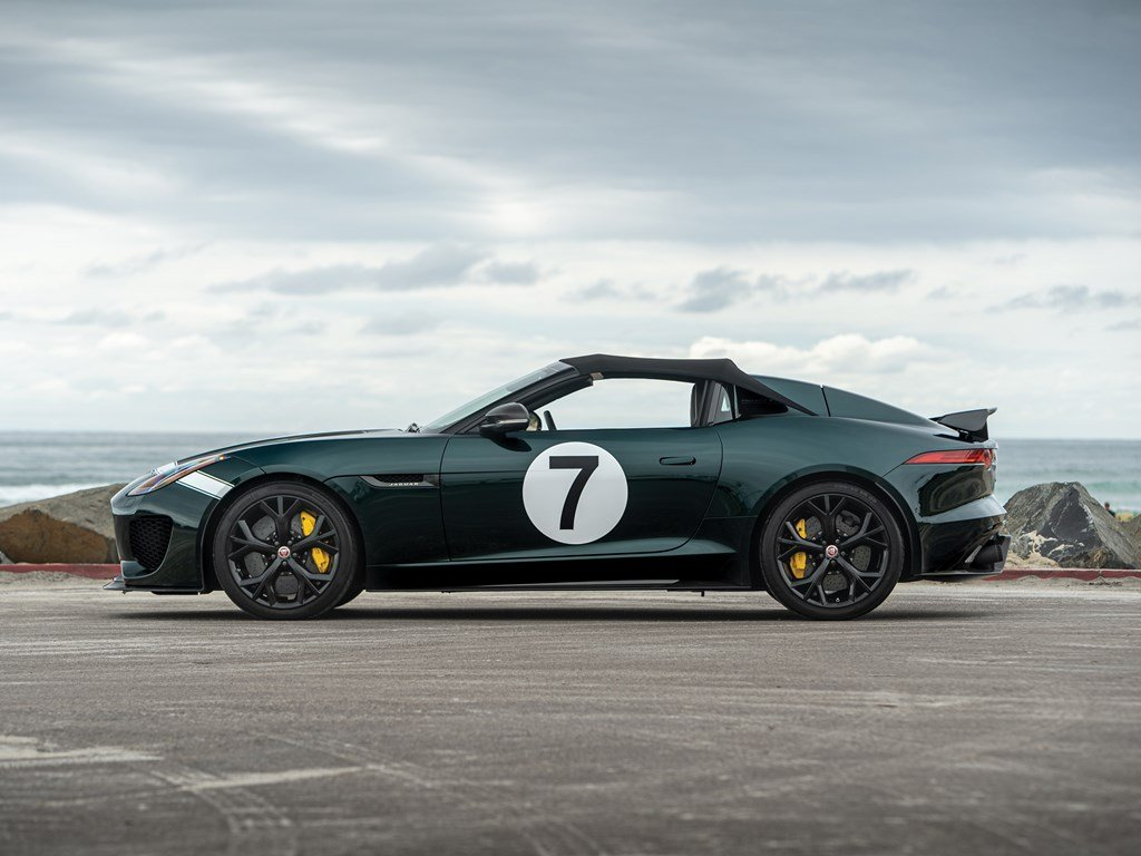 2016 Jaguar F-Type Project 7  For Sale by Auction (picture 5 of 6)