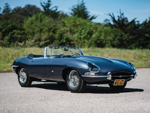 1961 Jaguar E-Type Series 1 3.8-Litre Roadster  For Sale by Auction