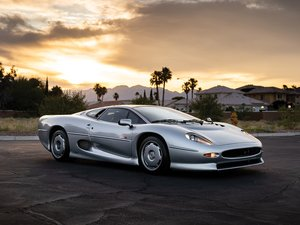 1993 Jaguar XJ220  For Sale by Auction