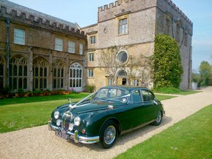 Jaguar Mk2 3.4 For Sale