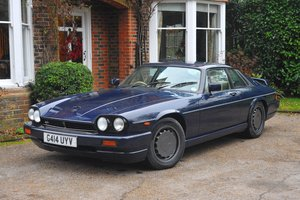 1989 XJS 5.3 V12 5 speed manual extensive history For Sale