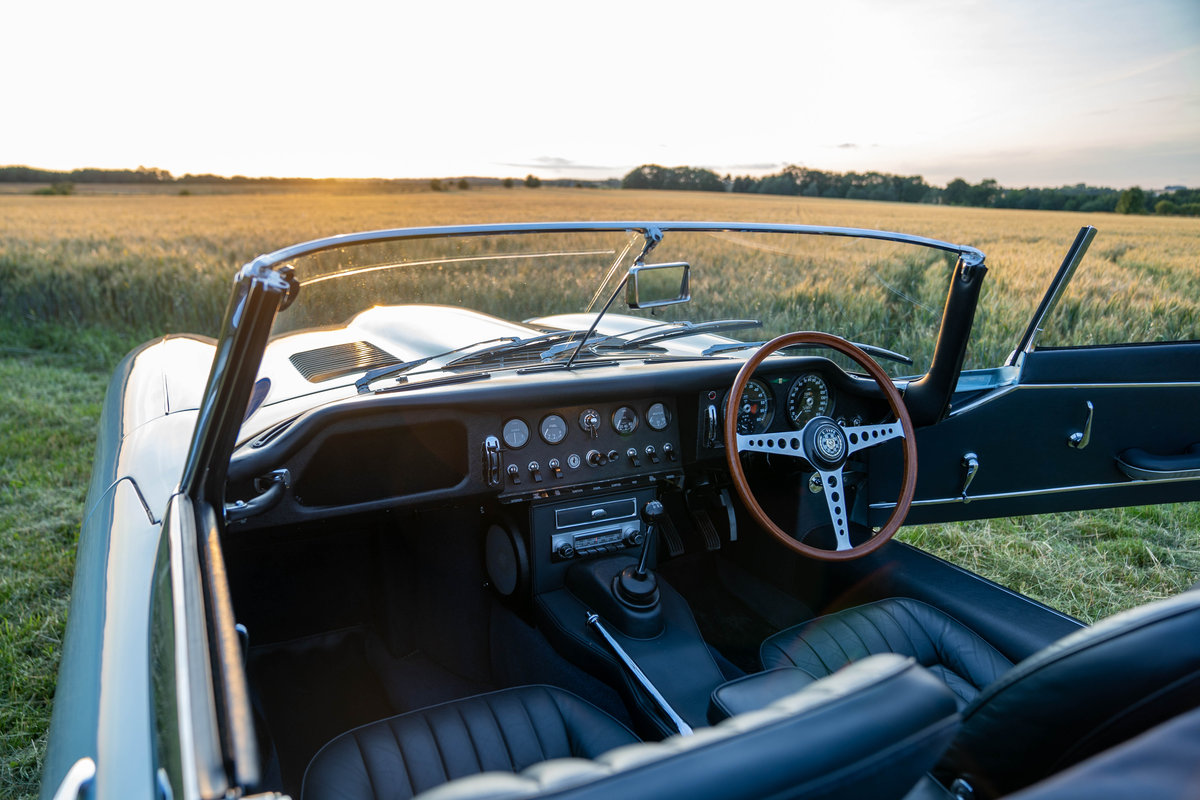 1965 Jaguar E-Type Roadster 4.2 Series 1 For Sale (picture 6 of 6)